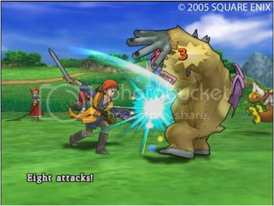 [Preview] Dragon Quest VIII: Jouney of the Cursed King 51
