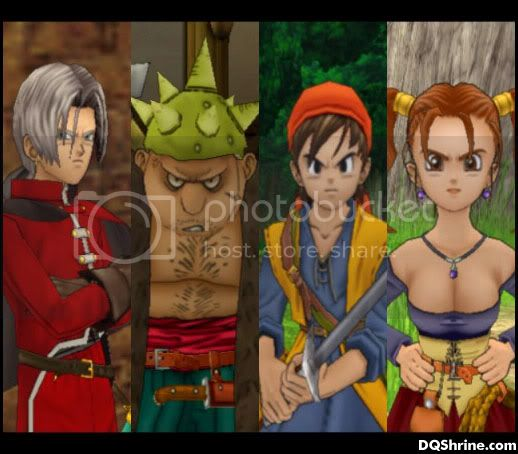 [Preview] Dragon Quest VIII: Jouney of the Cursed King 7506dq8-192