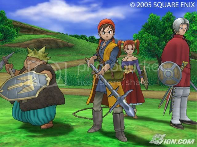 [Preview] Dragon Quest VIII: Jouney of the Cursed King Dragon-quest-viii-journey-of-the-cu