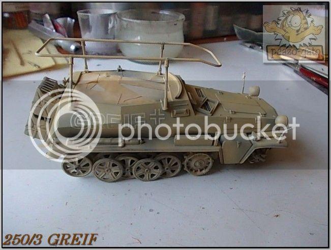 """Sd Kfz 250/3 """"GREIF"""" , Tobruk 1942 (terminado 24-06-14) 89ordm250-3GREIFpeazogato_zps70fdea71"""