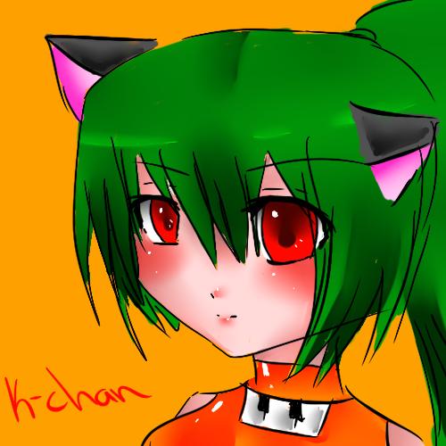 View a character sheet K-chan2