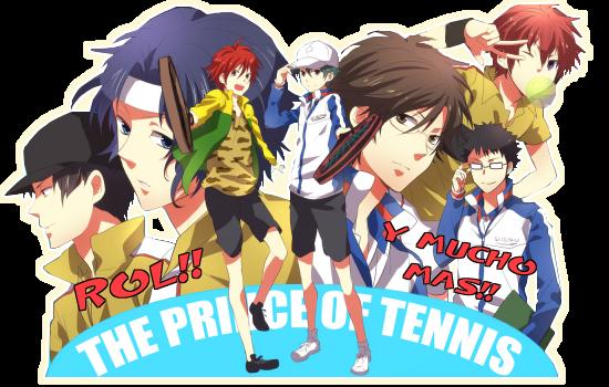Rol Prince Of Tennis Reiniciado!! PotRol