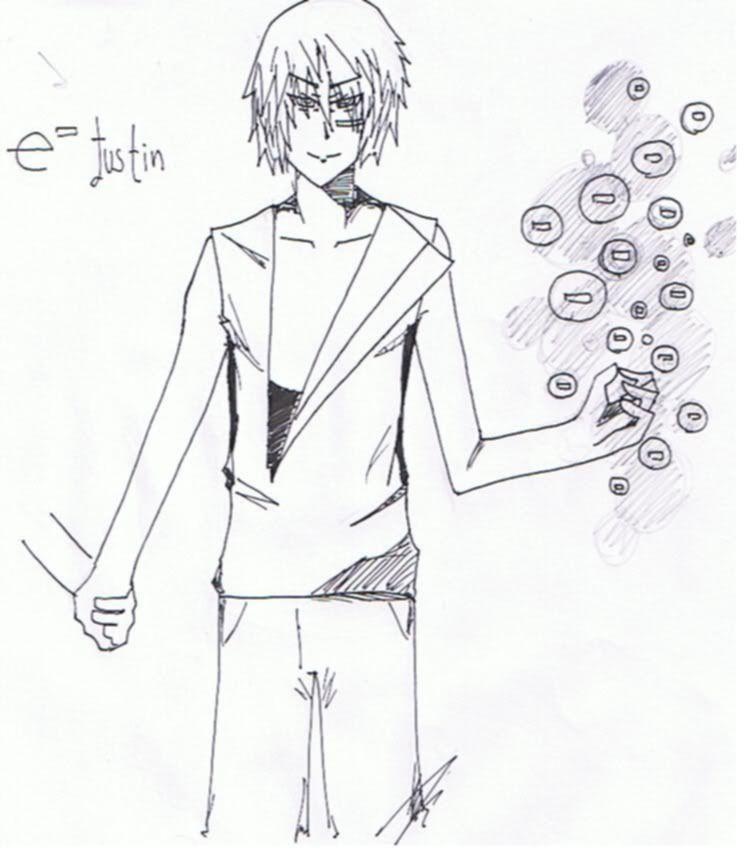 [Character CF2] รอบ 4 =w= E justin 11
