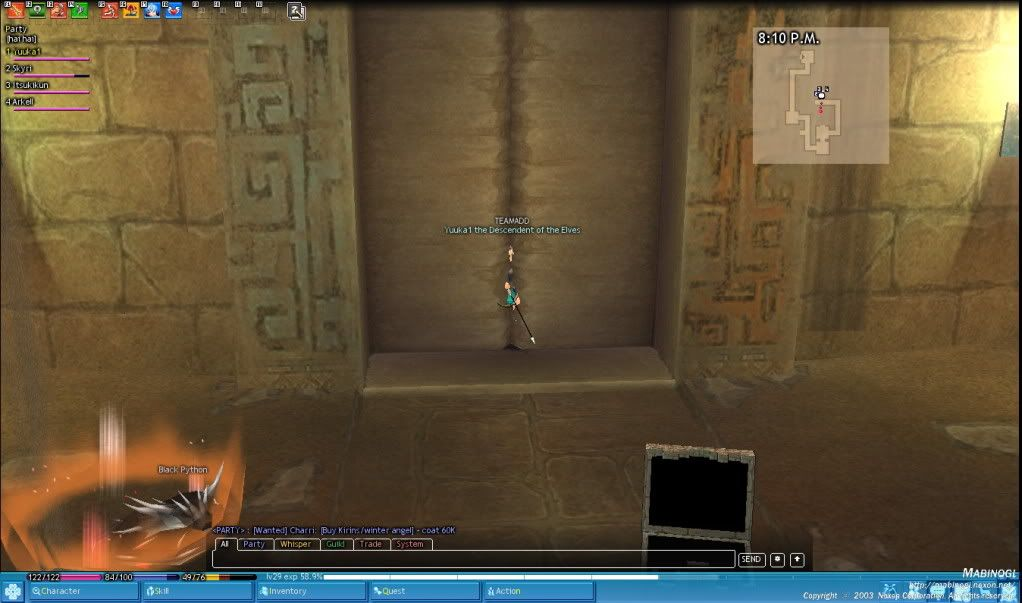 sizumai's screenies Mabinogi_2009_07_13_002