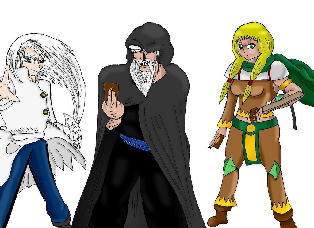Yugioh: Los Elegidos - Página 8 Rivales