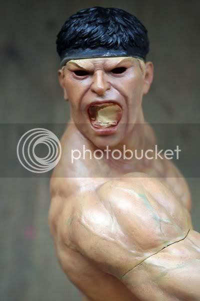 Street Fighter RYU   Half scale statue 08d5415b