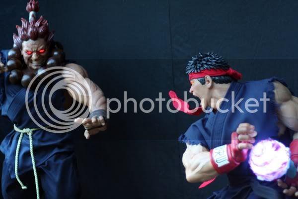 Street Fighter RYU   Half scale statue 0b75685e