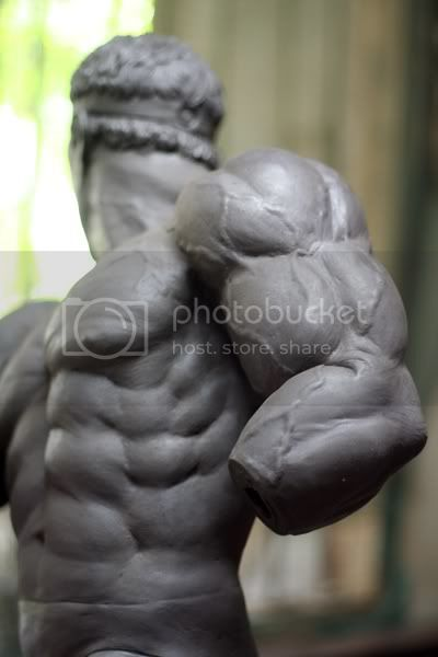 Street Fighter RYU   Half scale statue 0f75e485