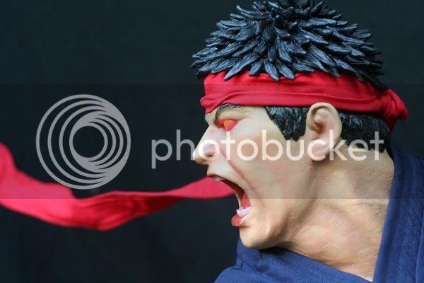 Street Fighter RYU   Half scale statue 28df1a64