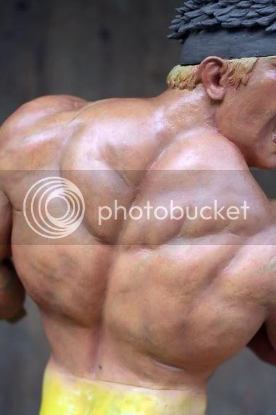 Street Fighter RYU   Half scale statue 393521c4