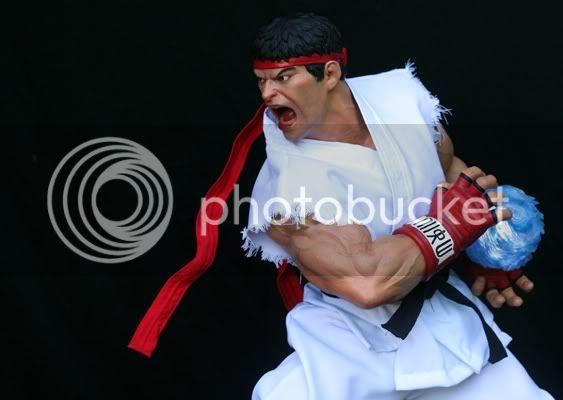 Street Fighter RYU   Half scale statue 6b21d21c