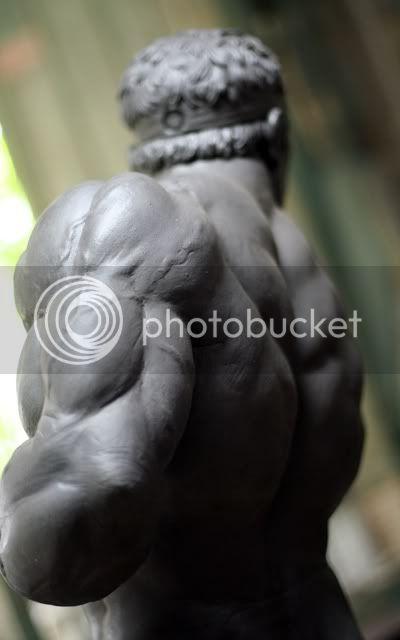 Street Fighter RYU   Half scale statue 7786143d