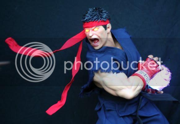 Street Fighter RYU   Half scale statue 9243e6f3