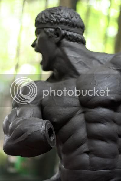 Street Fighter RYU   Half scale statue 9e284664