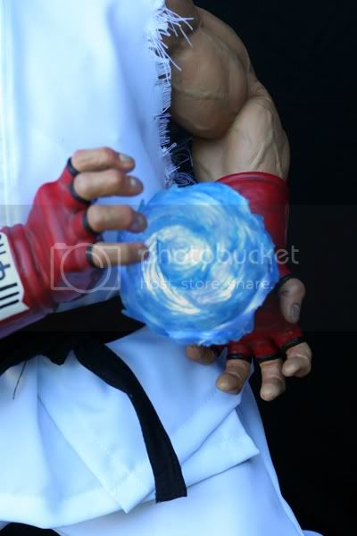 Street Fighter RYU   Half scale statue A2ee76ed