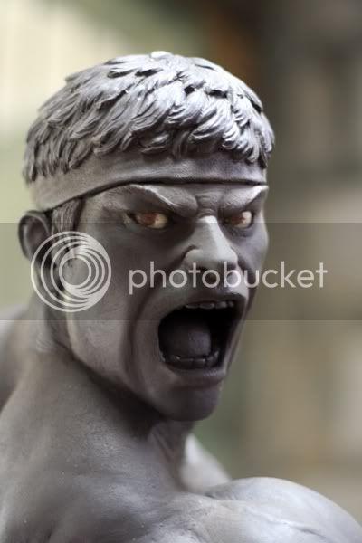 Street Fighter RYU   Half scale statue Afadbc1a