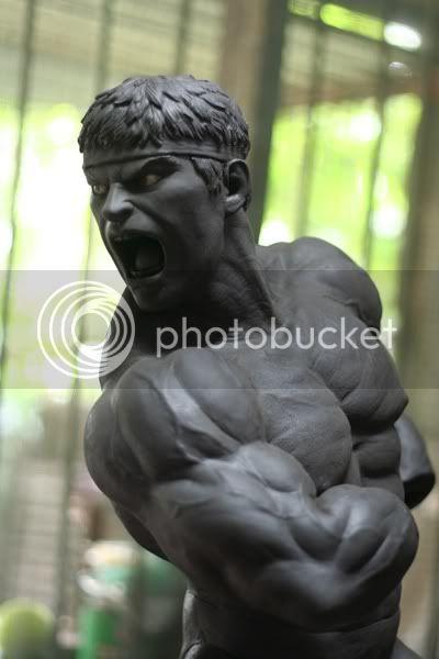 Street Fighter RYU   Half scale statue D2507e99