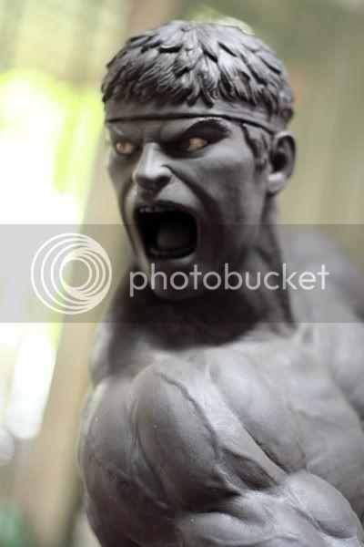 Street Fighter RYU   Half scale statue Db13abb9