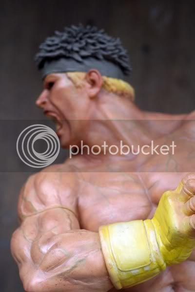 Street Fighter RYU   Half scale statue Ea182be5