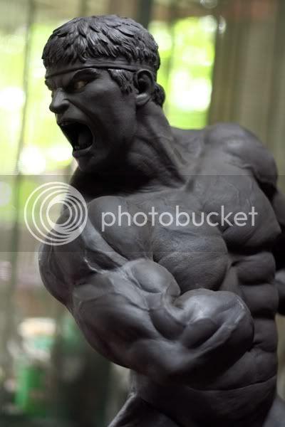 Street Fighter RYU   Half scale statue F2f8f133