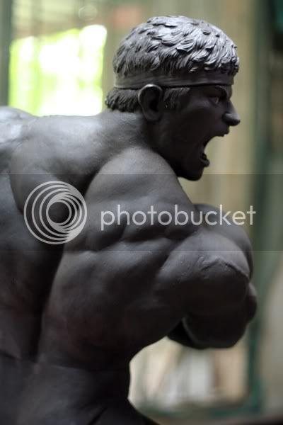 Street Fighter RYU   Half scale statue F31663f0