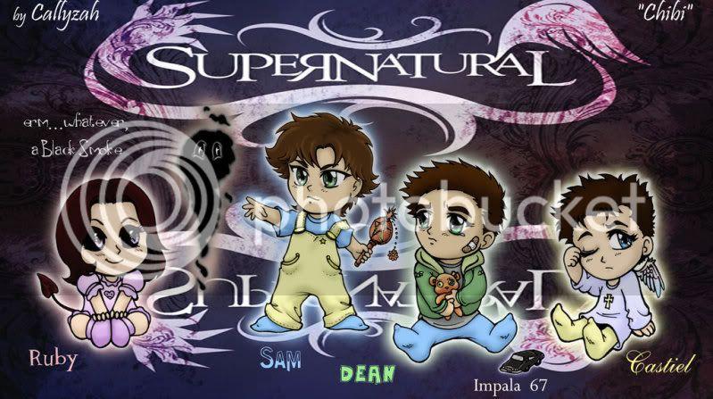 Morimos??? XD ¿y... por que no? - Página 3 Supernatural___Chibis_by_callyzah