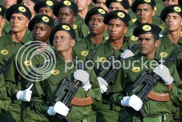 Fuerzas Armadas de Cuba 206360_10150542366215515_313585700514_18227448_8319665_n