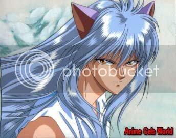 Personajul preferat Youko-Kurama