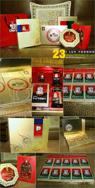 [PICS] Yunho's Bdays gifts 2008 1202316260_redgensing