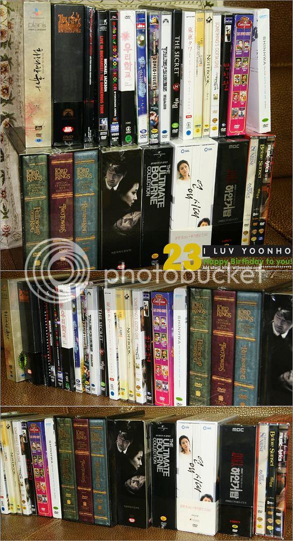 [PICS] Yunho's Bdays gifts 2008 1202316345_dvd