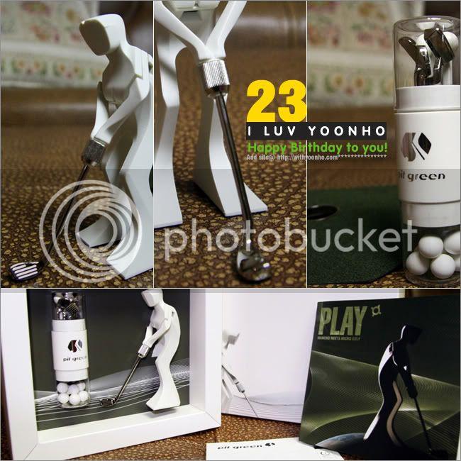 [PICS] Yunho's Bdays gifts 2008 1202316420_pitgreen