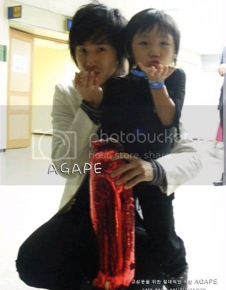[PIC] Appa Yunnie~ Yunho with kids 64809cc5d88109898326ace4
