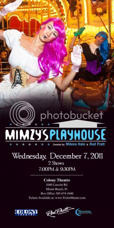 """Mimzy's Playhouse"" Mimflyer2"