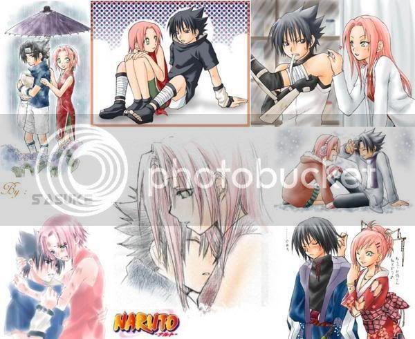 i don't know that this new feeling is Sakura_sasuke