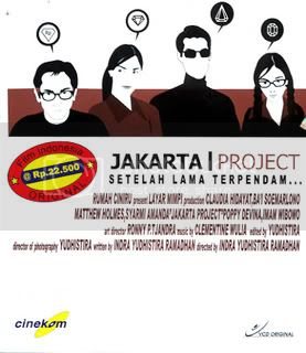 indonesia  movie Jakartaproject