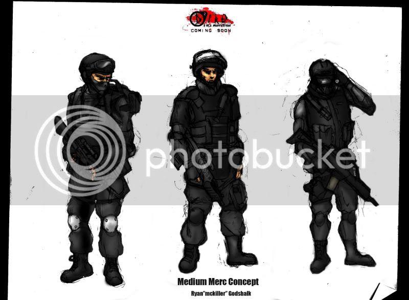 Tello's pix's DIRE__Medium_Mercenary_Concept_by_M
