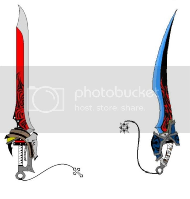 blood makers Two_swords_by_raixhell