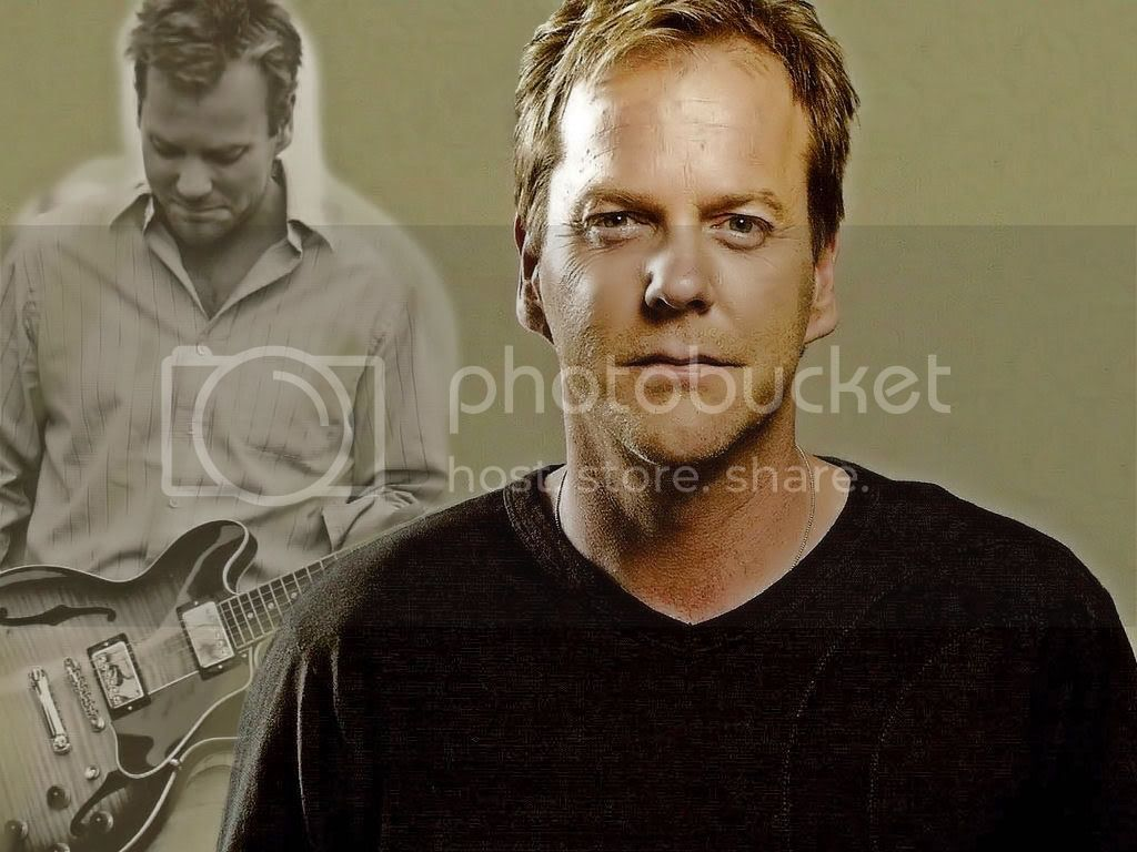 Kiefer Sutherland Icons and wallpapers Kieferguirtarwallpaper