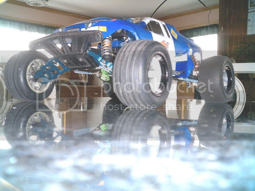 Nitro Rustler Aluminumized IMG_0040