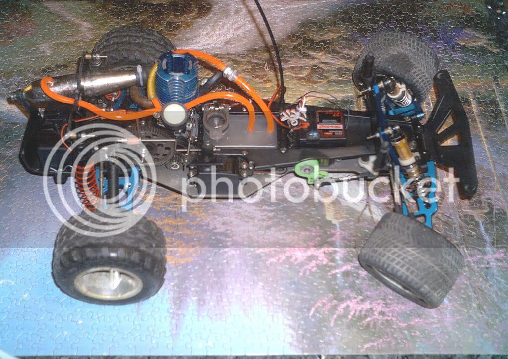 Nitro Rustler Aluminumized IMG_0534