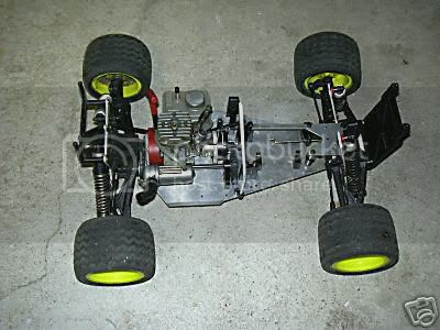 Kyosho Outlaw Rampage Aoutlaw