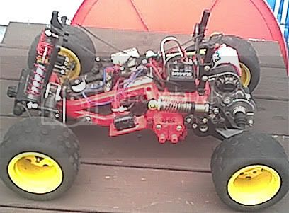 A few tamiya' I've had Blackfoot