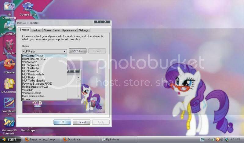 Show your ponified PC here~ Untitled10