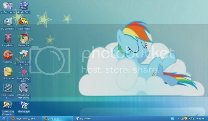 Show your ponified PC here~ Untitled7-2