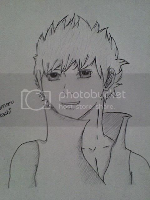 My artworks? Isamaru