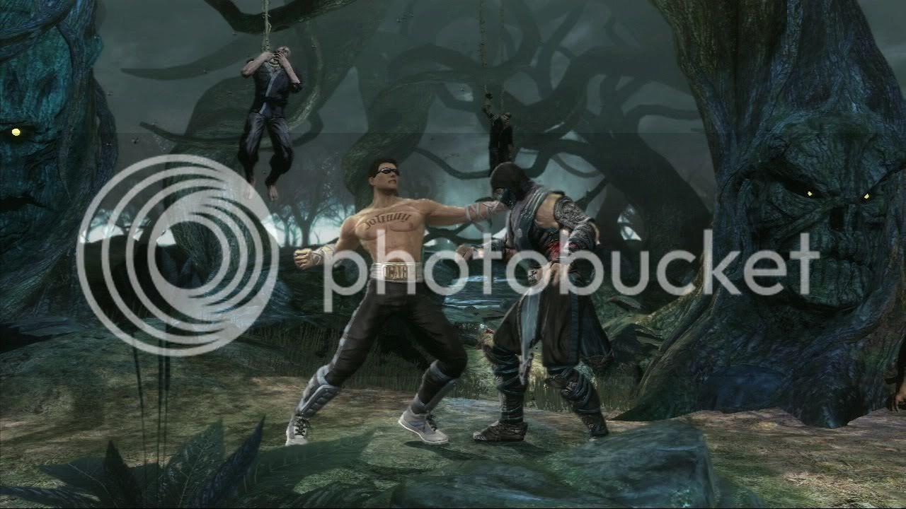 Mortal Kombat 9 ¿Alguien pidió a Kratos de GoW? Mk9-s41