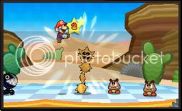 [RUMOR] ¿Paper Mario 3DS para este año? Papermario3ds