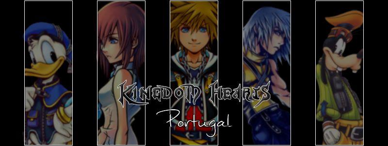 Kingdom Hearts Portugal