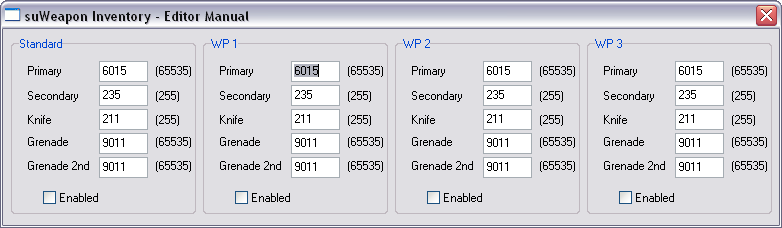 Thumbs up Weapon Inventory [WLS/WIS/WPS] - Editor Manual v11.07.07  2011-07-02_163145