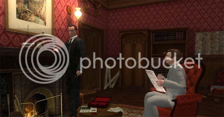 Sherlock Holmes contre Jack l'Eventreur Ratherpreciseblank